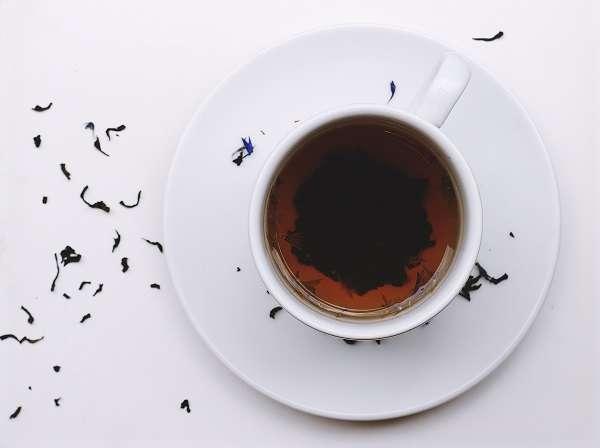 ノンカフェインのブレンド茶