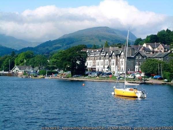 イギリス湖水地方Lake District