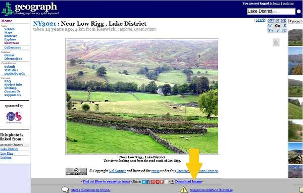 Geograph Britain and Ireland