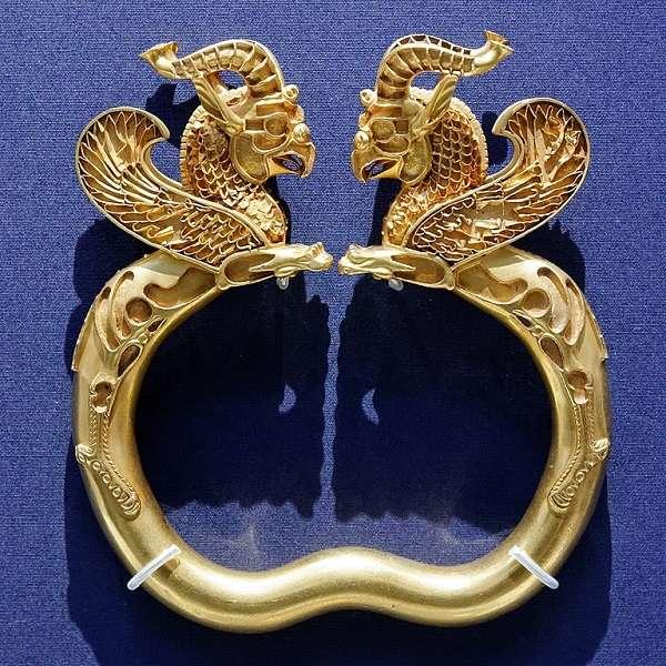 British Museum オクサスの遺宝 Oxus Treasure