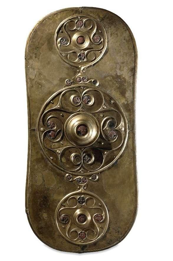 British Museum バターシーの盾 The Battersea Shield