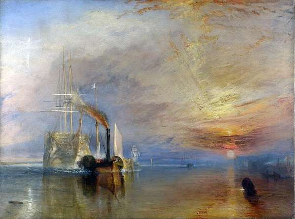 The National Gallery The Fighting Temeraire  Joseph Mallord William Turner