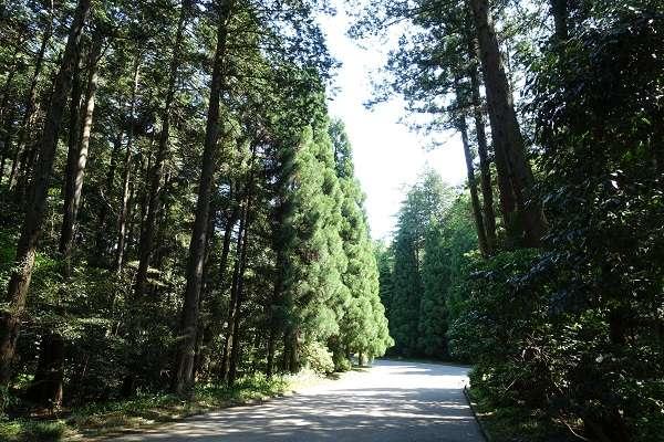 武蔵陵墓地(多摩御陵)