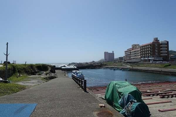 白浜海岸(南房総)