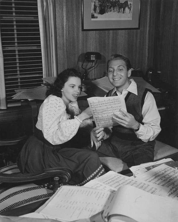 Judy Garland110