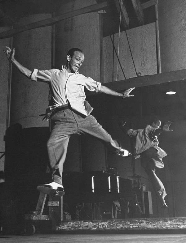 Fred Astaire116