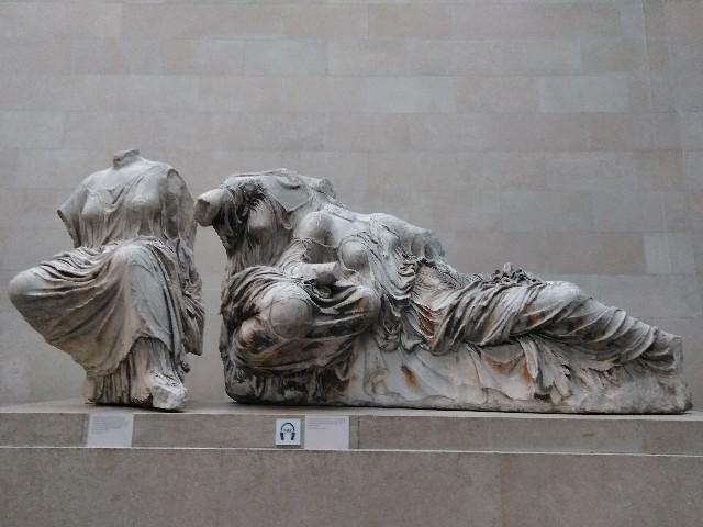 パルテノン彫刻