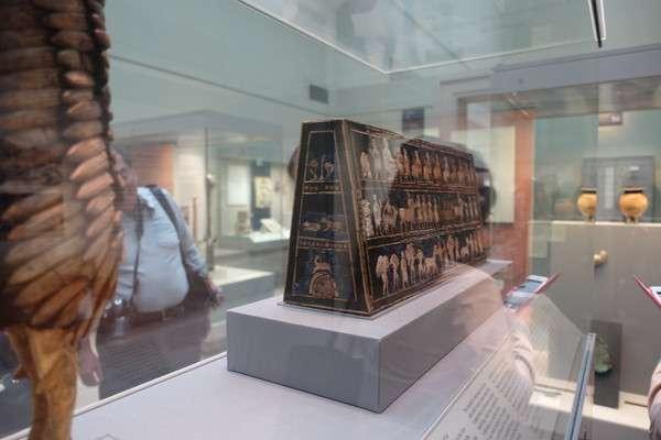 British Museum ウルのスタンダード Standard of Ur5