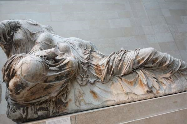 British Museum パルテノンの彫刻 Parthenon sculptures5