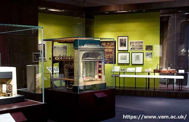 Victoria and Albert Museum 92