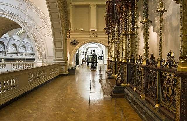 Victoria and Albert Museum 93