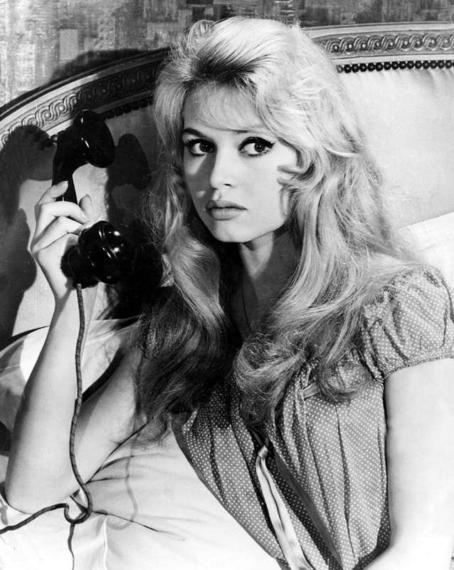 Brigitte Bardot68