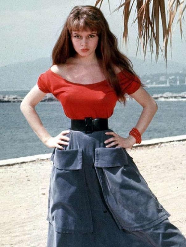 Brigitte Bardot53