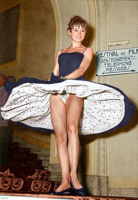 Brigitte Bardot50