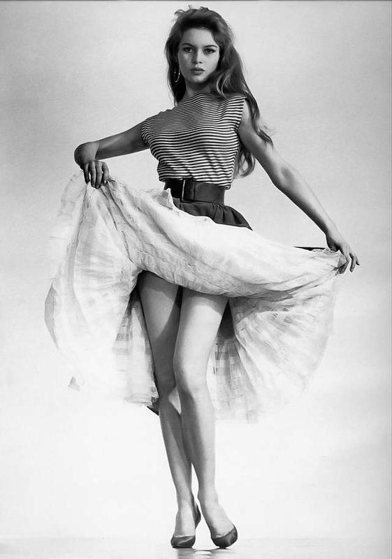 Brigitte Bardot77