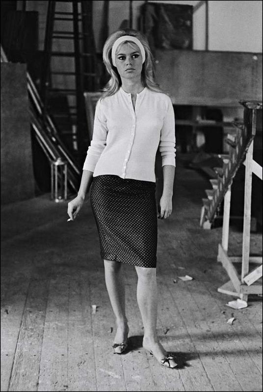 Brigitte Bardot96