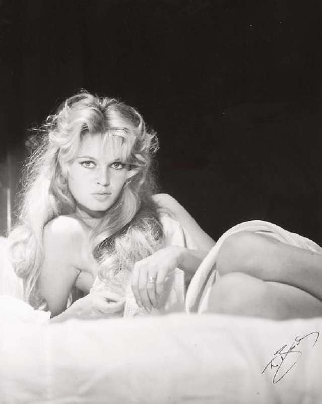 Brigitte Bardot90