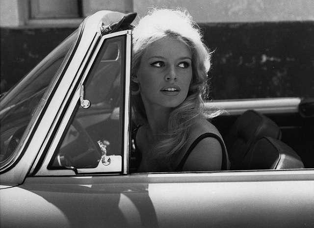 Brigitte Bardot70