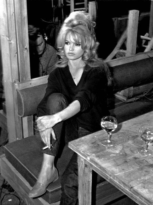Brigitte Bardot100