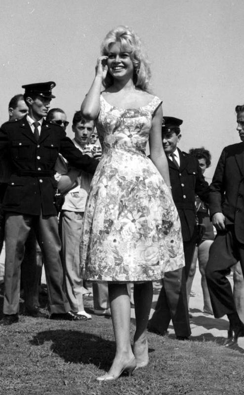 Brigitte Bardot72