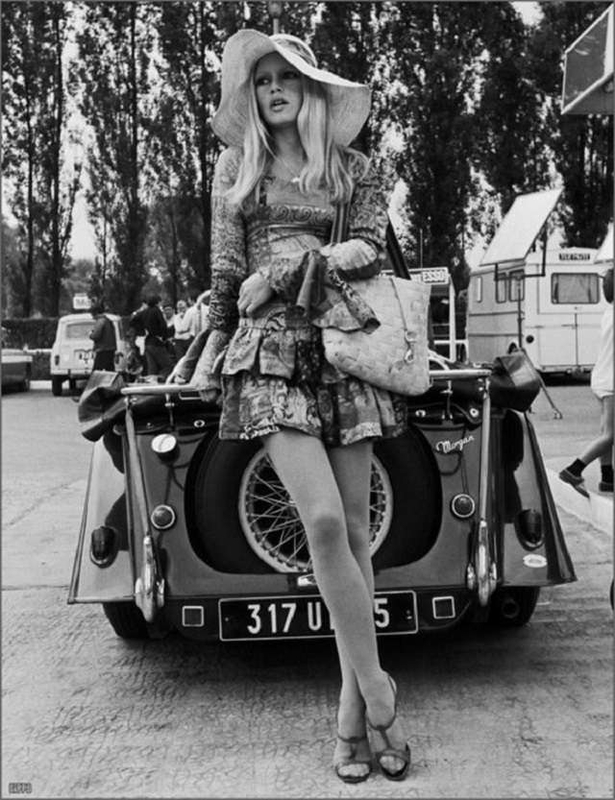 Brigitte Bardot82