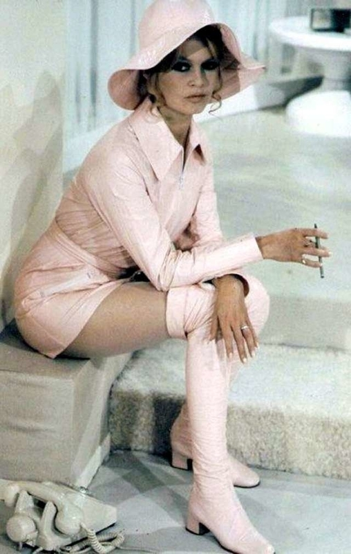 Brigitte Bardot84