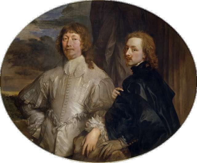 Sirs Endymion Porter and Anthony van Dyck Anthony van Dyck