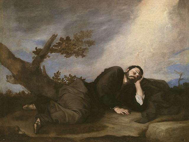 Jacob's Dream José de Ribera