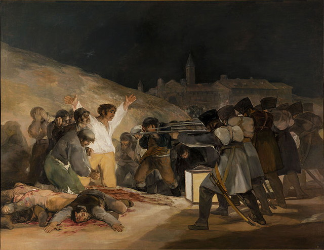 The Third of May 1808 Francisco de Goya