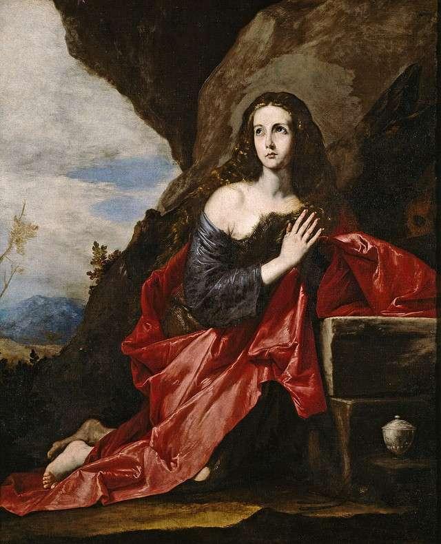 Penitent Magdalene José de Ribera