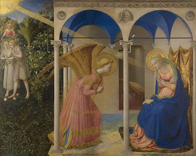 Annunciation Fra' Angelico