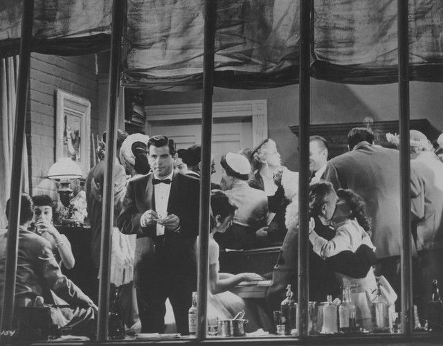 Alfred Hitchcock-Rear Window(1954)