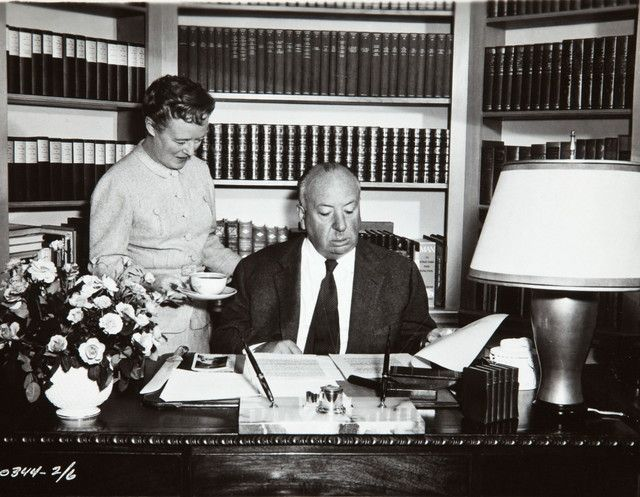 Alfred Hitchcock-Vertigo(1958)