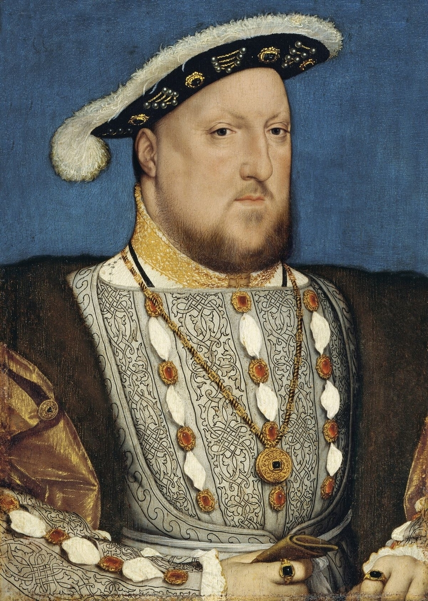 Museo de Arte Thyssen-Bornemisza Henry VIII of England circa 1536