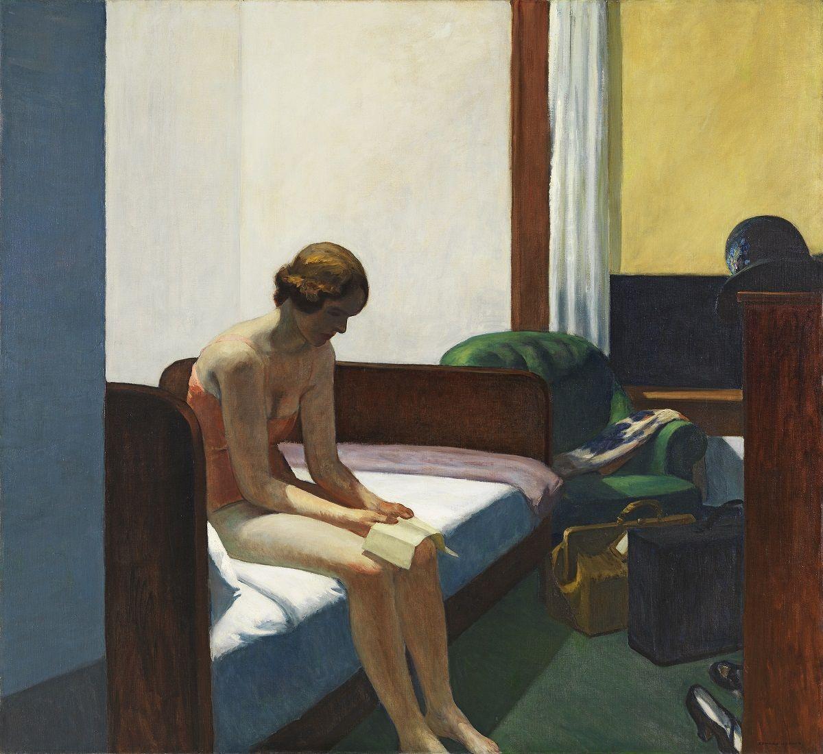 Museo de Arte Thyssen-Bornemisza Hotel Room 1931