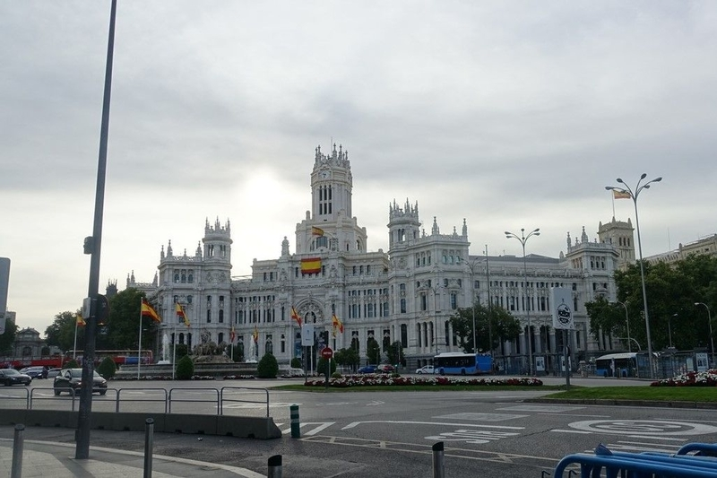 Spain-Madrid