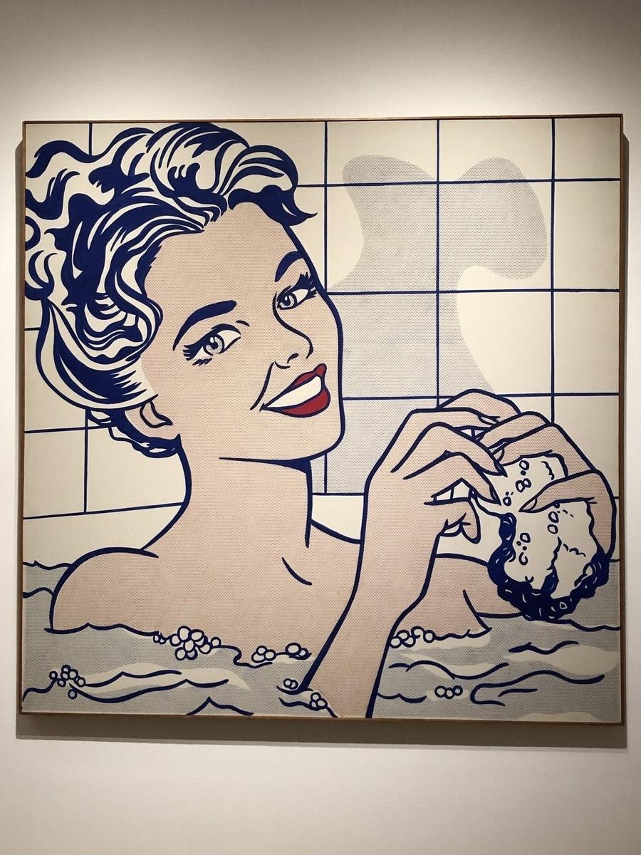 Museo de Arte Thyssen-Bornemisza Woman in Bath 1963