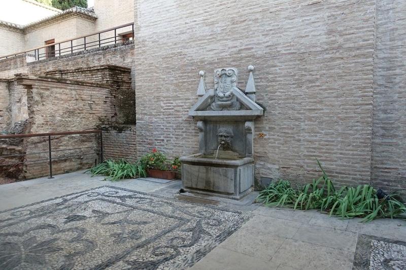 Parador De Granada