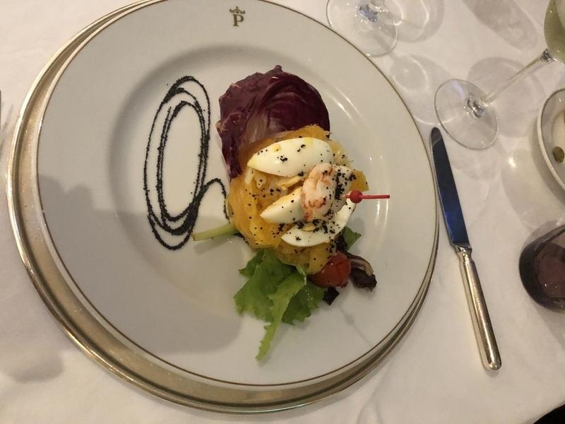 Parador De Granada-Restaurant
