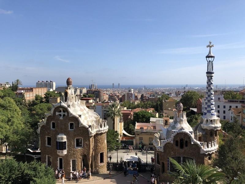 Barcelona-tour