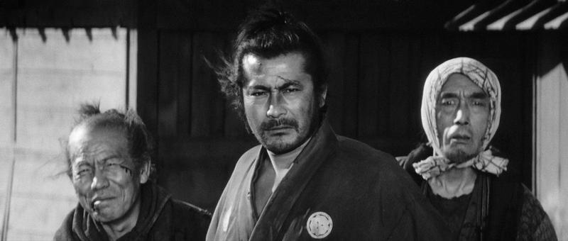 三船敏郎 用心棒 1961