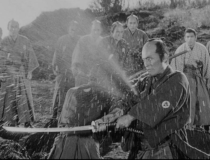 三船敏郎 椿三十郎 1962
