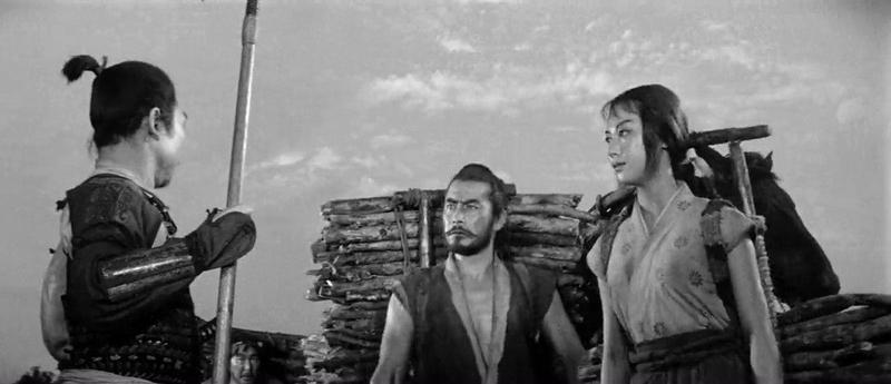 三船敏郎 隠し砦の三悪人 1958