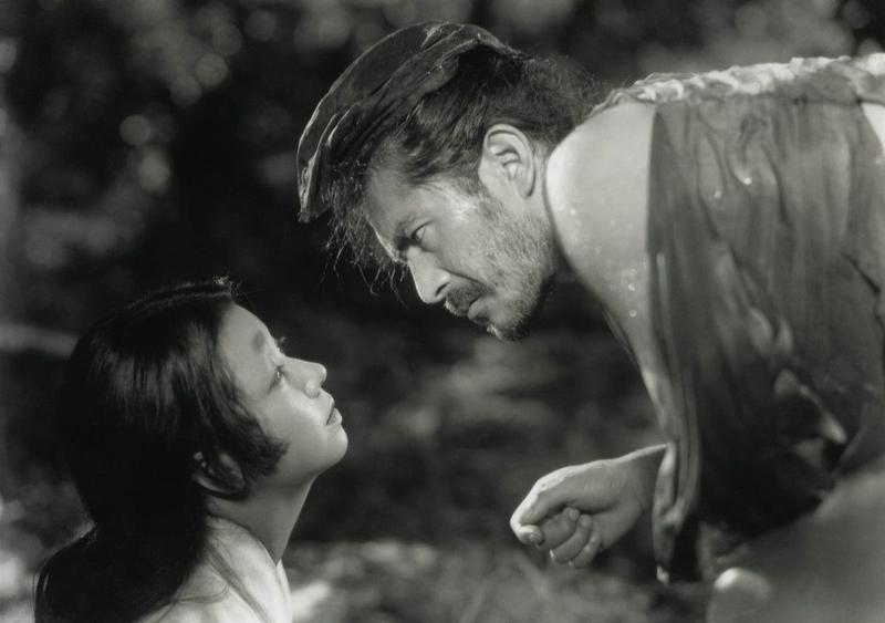 三船敏郎 羅生門 1950
