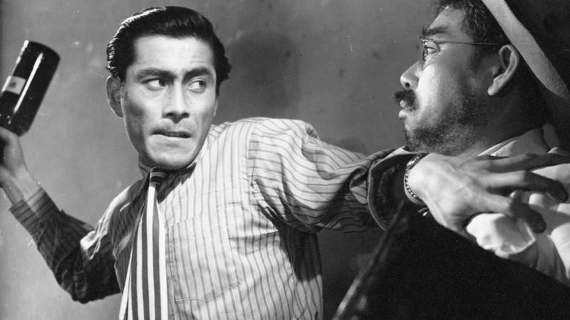 三船敏郎 酔いどれ天使 1948