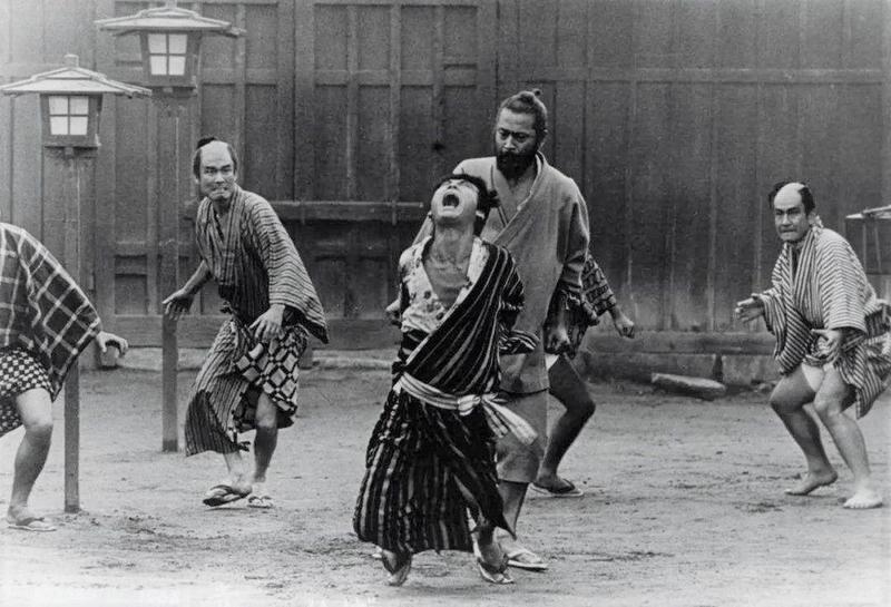 三船敏郎 赤ひげ 1965