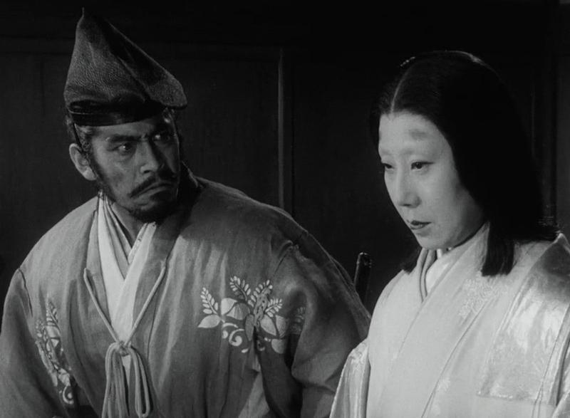 三船敏郎 蜘蛛巣城 1957