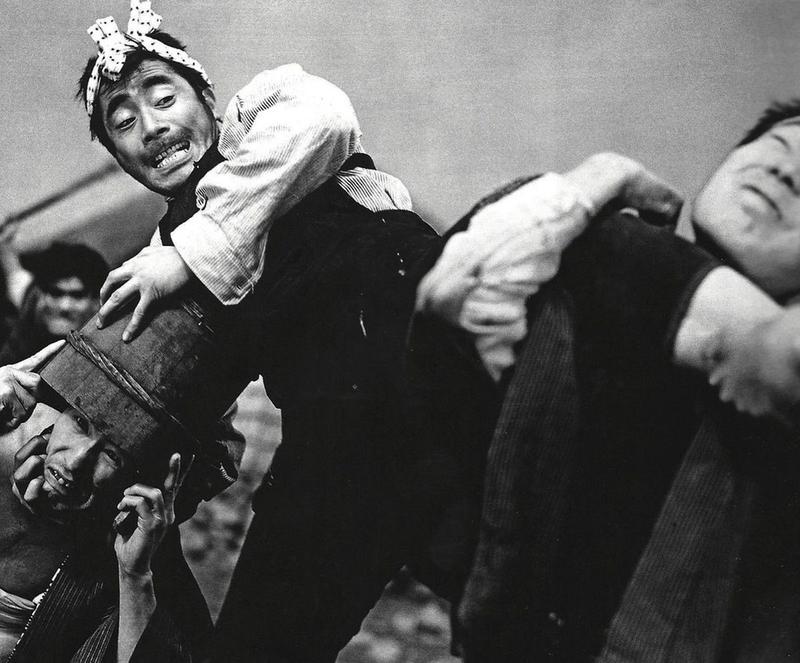 三船敏郎 無法松の一生 1958