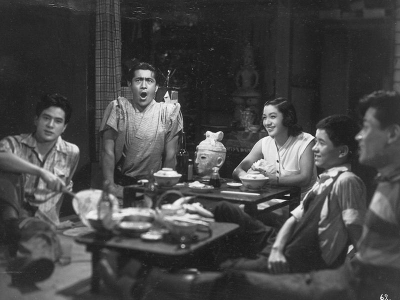 三船敏郎 東京の恋人 1952