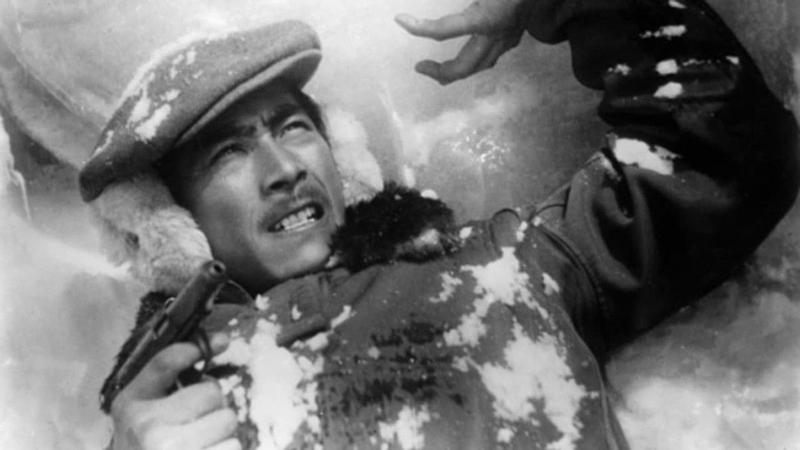 三船敏郎 銀嶺の果て 1947